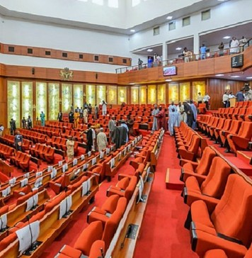Vue panoramique de la Chambre haute du Nigeria © Pulse Nigeria