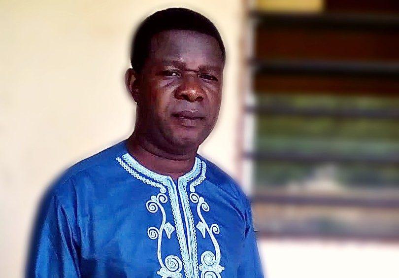Adin Houéssou Léon, député Union progressiste (UP) de la 18ème circonscription électorale © Josaphat / HA