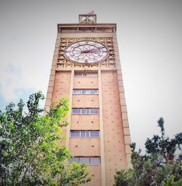 Siège du parlement kényan © HA