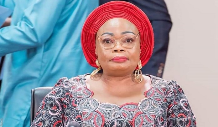 Claudine Afiavi Prudencio, conseillère nommée au parlement panafricain ce jeudi 5 septembre 2019 © beninwebtv.com
