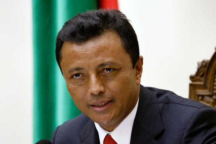 Marc Ravalomanana, ancien Président de Madagascar, prétendant au fauteuil de la Commune urbaine d'Antananarivo © britannica.com