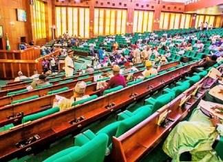 Les députés au sein de l'hémicycle nigérian lors de l'ouverture de la session parlementaire ce mardi 17 septembre 2019 © Nass.org