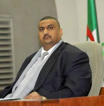 Baha Eddine Tliba, député algérien incarcéré pour financement illégal et blanchiment d'argent © ALG24