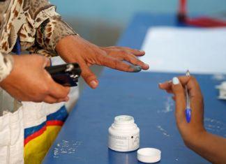 Faible participation des électeurs lors du scrutin législatif de ce dimanche 6 octobre 2019 ©Challenges