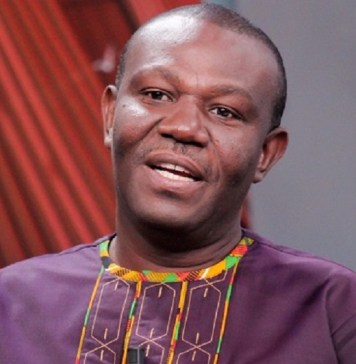 Emmanuel Kwasi Bedzrah, député de Ho West, dans la région de la Volta au Ghana © Graphic.com.gh