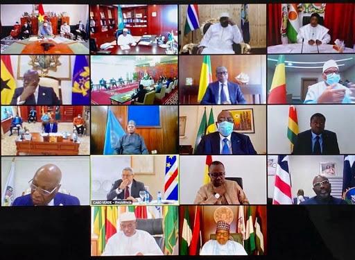 Sommet de la CEDEAO sur la situation au Mali