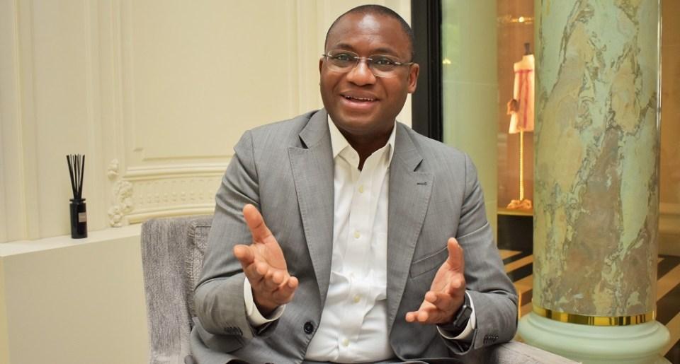 Sidi Tiémoko Touré député de la circonscription de Bouémi, ministre ivoirien de la communication et des médias, porte-parole du gouvernement