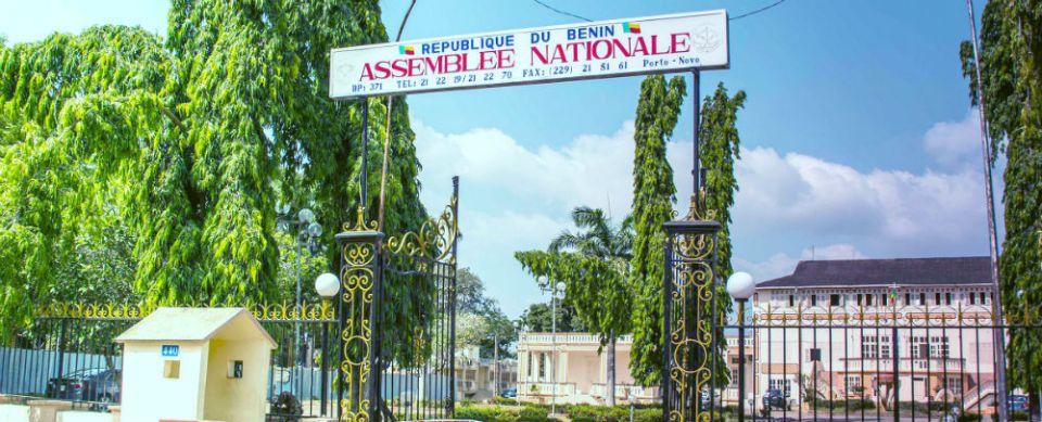 Bénin : 4 projets de loi aux menu de la séance plénière de ce jour