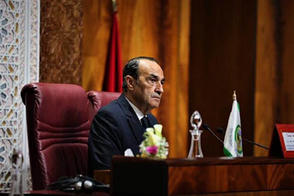 Le président El Malki dénonce l'hostilité de l'Algérie