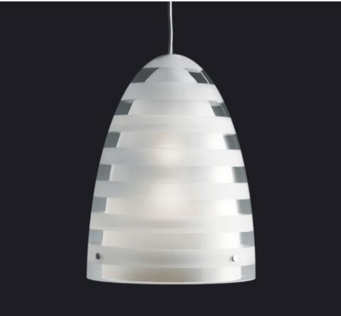 Lampa av Louise Campbell.