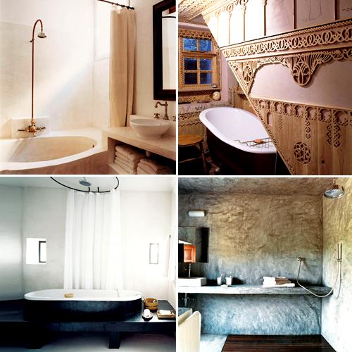 Mer inspiration för ditt badrum