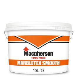 Macpherson Marbletex Smooth 10L Brill White Magnolia