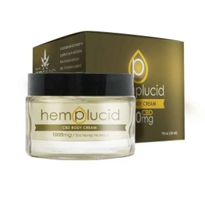 Recommended With Hemplucid CBD cream