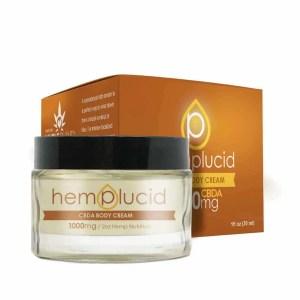 Recommended With Hemplucid CBDA cream