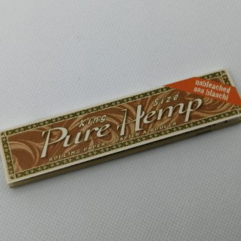 Pure Hemp King Size Rolling Paper