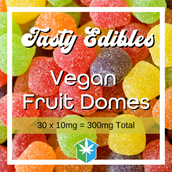 Vegan Hemp Gummies – 10mg CBD