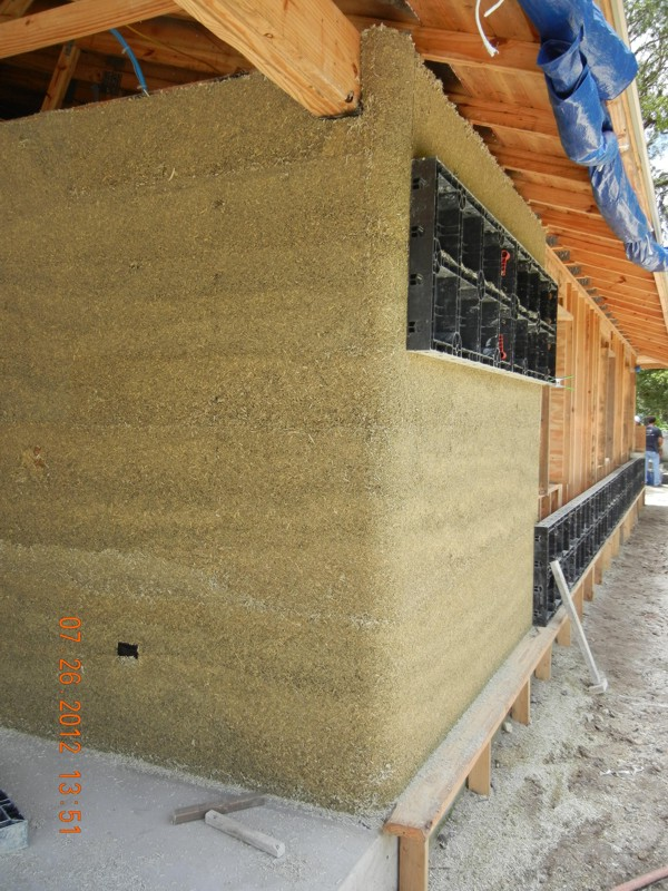 Lightweight Insulating Concrete