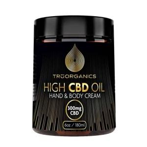 Tru Organics – CBD Cream