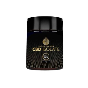 Tru Organics - 99+% Pure CBD Isolate POWDER