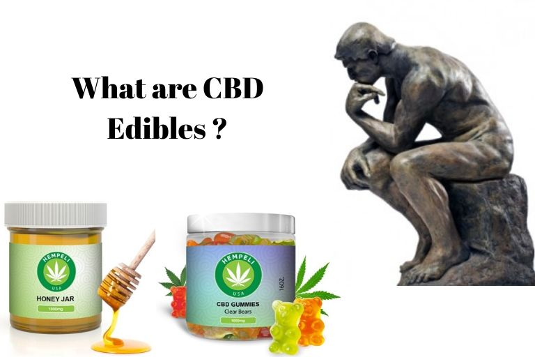 What are CBD edibles?