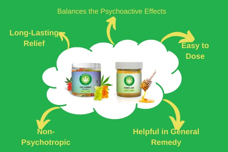 benefits of cbd edibles