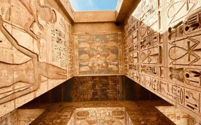Ancient Egypt's Rich History Of Medical Cannabis