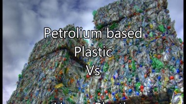 petroleum based plastic Vs Hemp Plastic