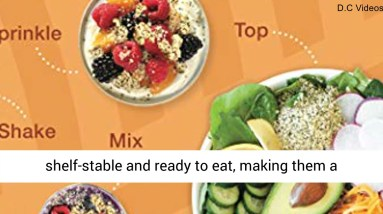 Manitoba Harvest Organic Hemp Hearts Shelled Hemp Seeds, 18oz; 10g Plant-Based Protein & 12g Omegas