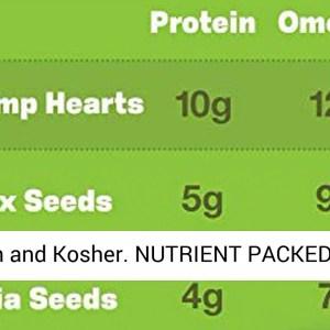 Manitoba Harvest Organic Hemp Hearts Raw Shelled Hemp Seeds - 18oz; with 10g Protein & 12g Omegas