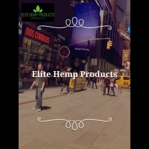 Try Out Our CBD Infused Products - Elite Hemp Products