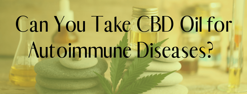 Can You Take CBD Oil for Autoimmune Diseases?