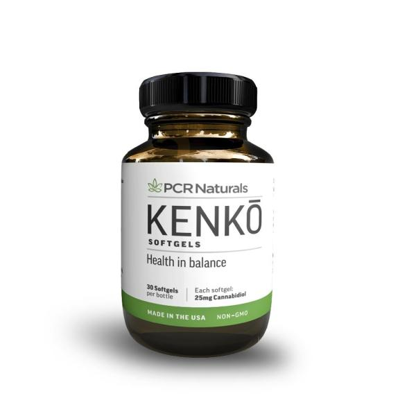 PCR Naturals Kenko Softgel 30pc