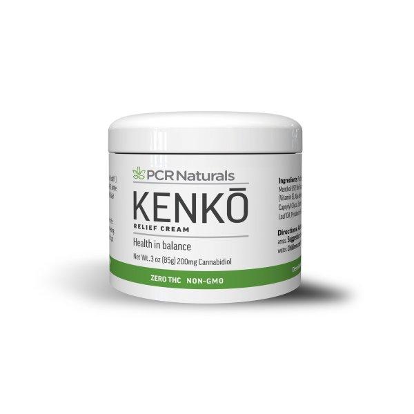 PCR Naturals Kenko relief cream