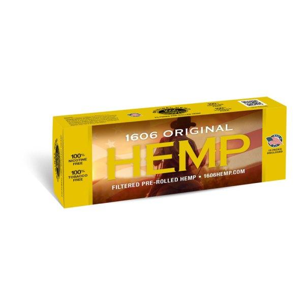 1606 American Hemp Carton