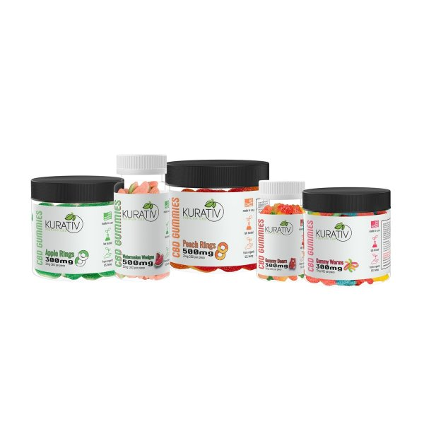 Kurativ CBD Gummy Group