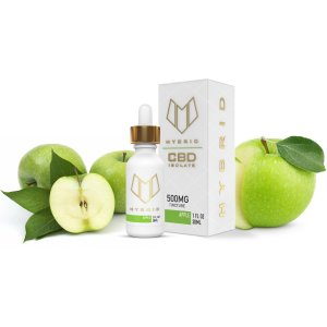 Hybrid CBD Apple CBD Isolate 500mg