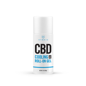 Hybrid CBD Cooling Roll On Gel 300mg