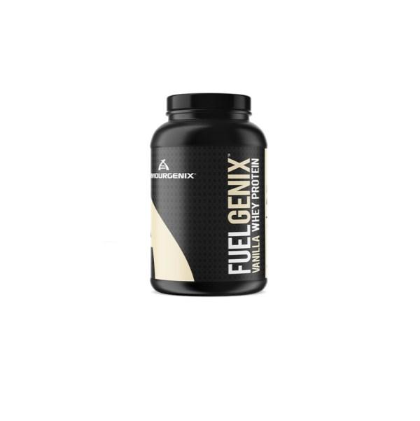 Armougenix fuelgenix whey protein powder vanilla