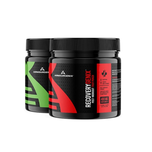 Armourgenix recovergenix recovery powde cannister