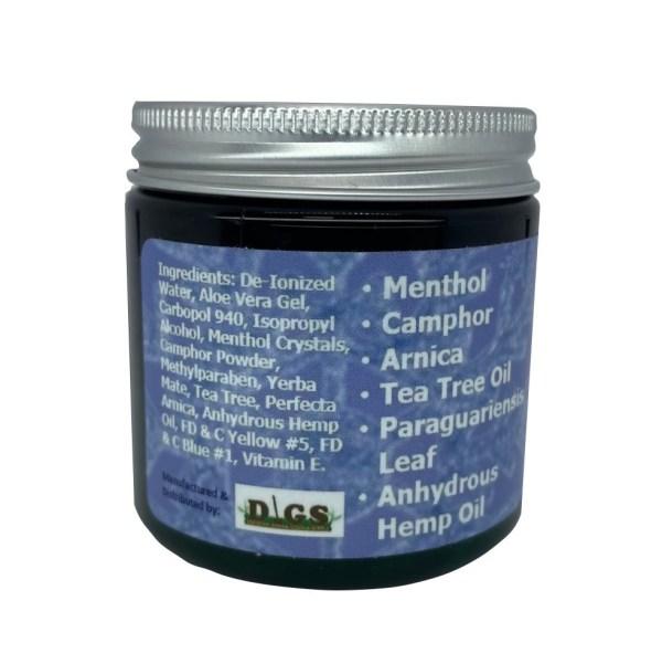 Healing Haven Apothecary BioChillz Cooling Gel 4 Oz Jar b