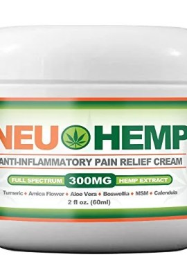 NEU HEMP Pain Relief Cream