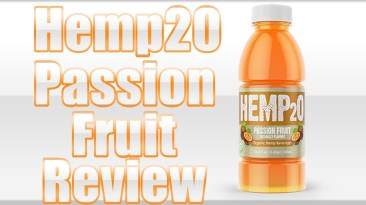 Hemp20: Passion Fruit Review