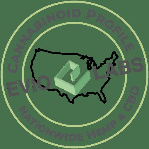 EVIO Labs | Cannabinoid Profile | Nationwide Hemp Testing & CBD Testing