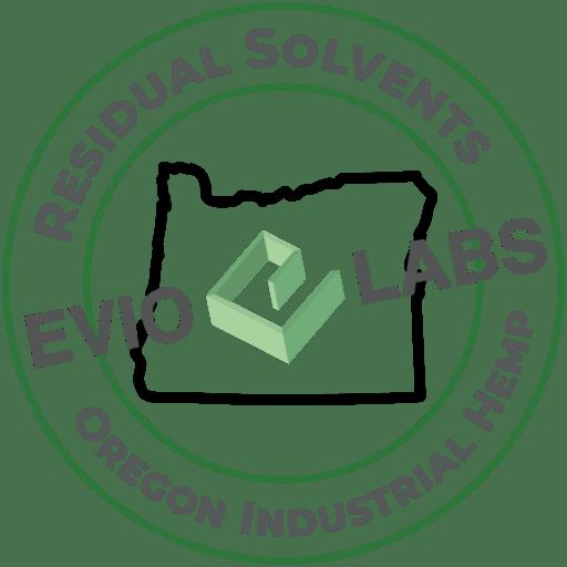 EVIO Labs | ODA Hemp Testing | Residual Solvents