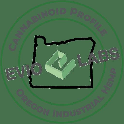 Oregon Hemp Cannabinoid Profile