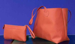 Italian 'eco-leather' is new use for dust from hemp fiber
