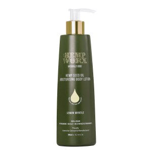 Hempworx Lemon Myrtle Body Lotion