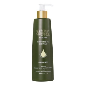 Hempworx Lemon Myrtle Body Wash