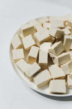 frysa tofu