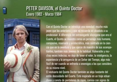 Página 2 portfolio Peter Davison